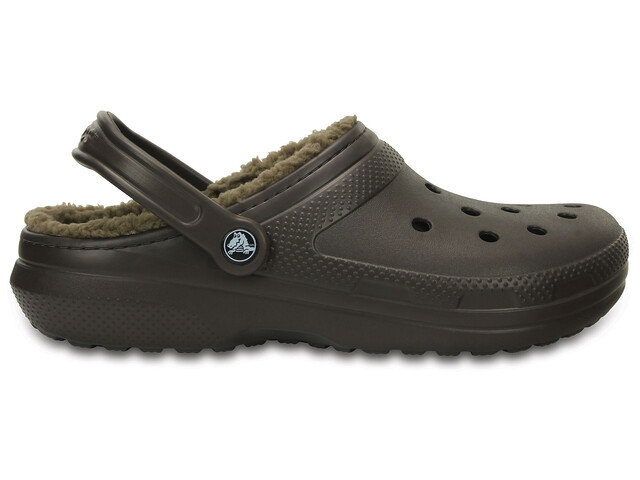 Crocs Classic Lined Clogs Unisex Espresso/Walnut